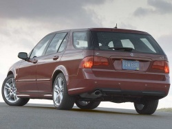 2009 Saab 9-5 sedan