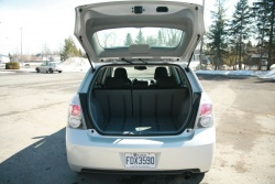 CTC Review: 2009 Pontiac Vibe AWD pontiac daily car reviews