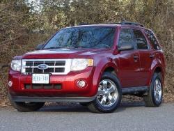 2009 Ford Escape XLT four-cylinder