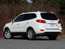 Test Drive 2009 Hyundai Santa Fe Limited Autos Ca