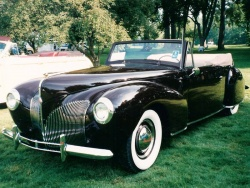 1940 Lincoln Continental MK1