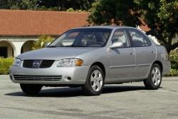 2004 Nissan Sentra 1.8S