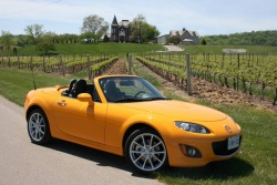 Test Drive: 2009 Mazda MX 5 PRHT car test drives mazda
