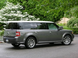 First Drive: 2009 Ford Flex  first drives