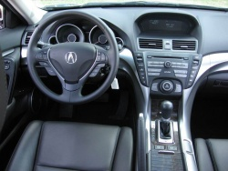 Test Drive: 2009 Acura TL  car test drives acura