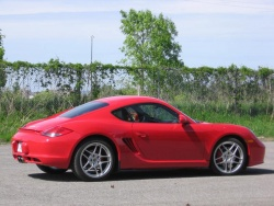 2009 Porsche Cayman S