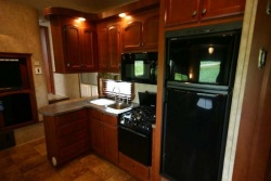 Forest River 34WBH Silverback fifth wheel