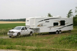 RV Review: Forest River 34WBH Silverback fifth wheel rvs