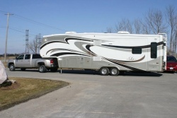 RV Review: DRV 38TKSB3 Mobile Suite fifth wheel rvs