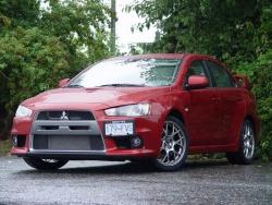 2009 Mitsubishi Evo MR