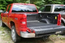 2009 Truck King Challenge: 2009 Chevy Silverado 1500 4WD Crew Cab Hybrid trucks hybrids chevrolet