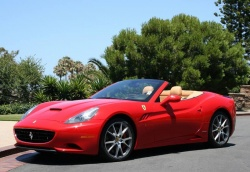 First Drive: 2009 Ferrari California ferrari