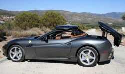 First Drive: 2009 Ferrari California luxury cars first drives ferrari