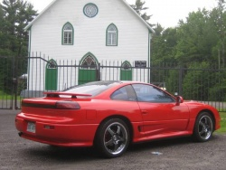1992 Dodge Stealth; photo by Richard Rodrigue