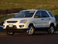 Test Drive: 2009 Kia Sportage LX V6 AWD car test drives kia