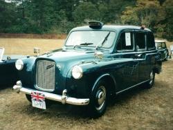1965 Austin FX4 London taxi