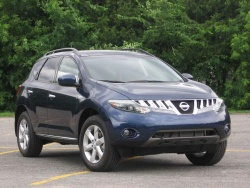 Second Opinion: 2009 Nissan Murano SL AWD car test drives nissan