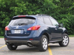 Second Opinion: 2009 Nissan Murano SL AWD nissan