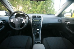 2009 Toyota Corolla Sport