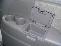 Inside Story: 2009 Honda Odyssey EX inside story honda