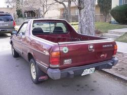 Subaru Brat, circa 1982-1987