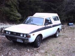 1982 Subaru Brat