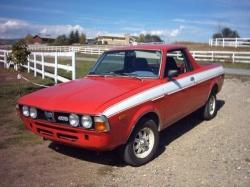 Subaru Brat, circa 1978-1981