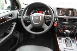 Test Drive: 2009 Audi Q5 Premium car test drives luxury cars audi