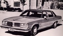1978 Oldsmobile Regency 98 diesel