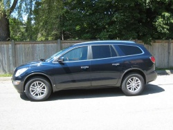 Test Drive: 2009 Buick Enclave CX FWD car test drives buick