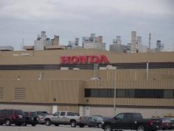 Honda, Alliston, Ontario