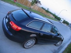 Test Drive: 2009 Audi A6 Avant 3.0T audi car test drives