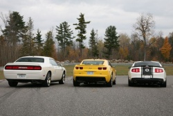 2009 Muscle Car Challenge at Calabogie Motorsports Park