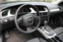 Test Drive: 2009 Audi A4 Avant 2.0T Sport  car test drives luxury cars audi