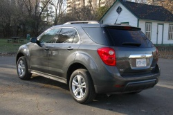 Made in Canada: 2010 Chevrolet Equinox and 2010 Toyota RAV4, Part two chevrolet