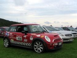 2004 Targa Newfoundland Mini Cooper