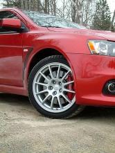 2009 Mitsubishi Lancer Evolution GSR