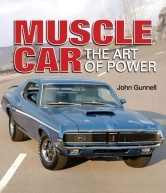 Book Review: Muscle Car   The Art of Power car history and auto shows car comparisons auto book reviews