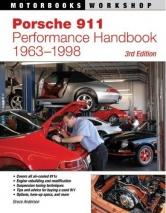 Porsche 911 Performance Handbook 1963-1998, 3rd Edition