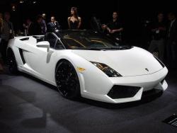 Lamborghini Gallardo Spyder 560