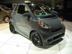 2009 Smart Fortwo 10th Anniversary Edition