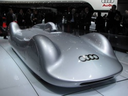 1936 Auto Union Type C Streamline