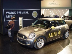 2008 LA Auto Show overview: Green theme dominates; GM and Chrysler play hookey general news la auto show
