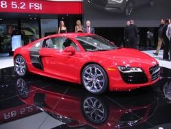 2009 Audi R8 5.2