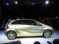 Mercedes-Benz BlueZERO Concept