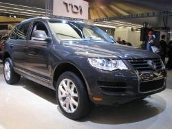 2010 Volkswagen Touareg Clean Diesel TDI