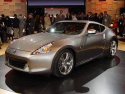 2008 LA Auto Show overview: Green theme dominates; GM and Chrysler play hookey la auto show