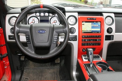 Test Drive: 2010 Ford F 150 Raptor SVT ford
