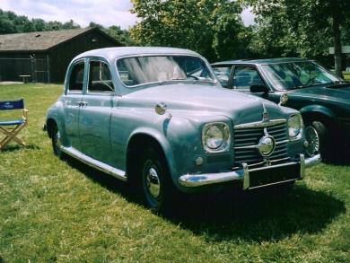 1950 Rover 75 (P4)