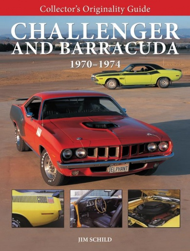 Challenger and Barracuda, 1970-1974